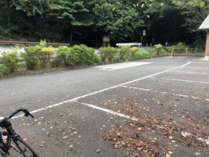 太平山 駐車場 ヒルクライム