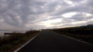 霞ヶ浦1周 ロードバイク