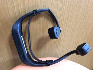 CODEO 折れる 骨伝導ヘッドフォン