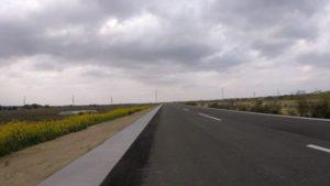 江戸川サイクリングロード 工事