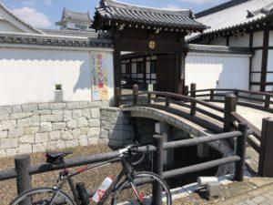 関宿 江戸川サイクリングロード