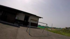 江戸川サイクリングロード 五霞 休憩所