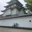 関宿城 サイクリングロード