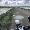 手賀沼 ロードバイク
