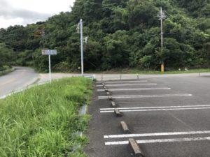 鹿野山 ロードバイク 駐車場